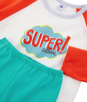 Boys' Ribbed Pyjamas null