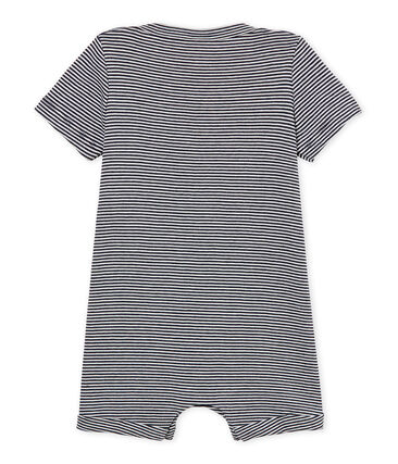 Baby boys' pinstriped Shortie