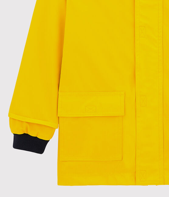 Unisex Children's Raincoat Jaune yellow