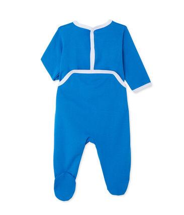 Baby's unisex sleeper Delphinium blue