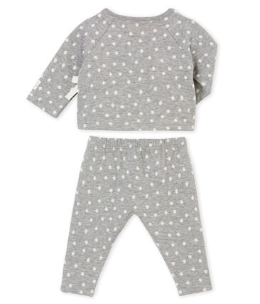 Baby girl's 2 piece set