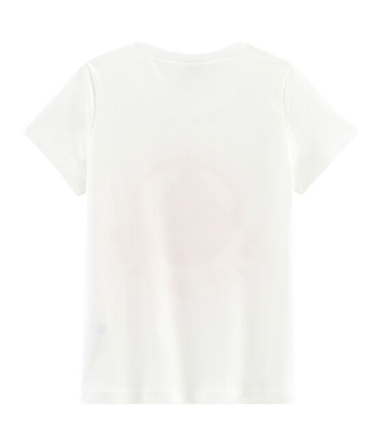 Child's logo T-shirt Marshmallow white