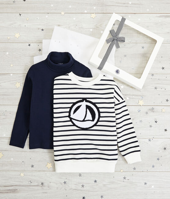 Boys' Sweatshirt and Base Layer . set
