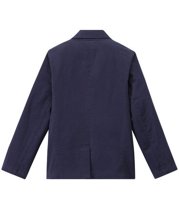 Boys' Jacket Smoking blue