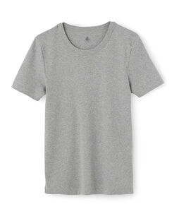 Men's Short-Sleeved Iconic T-Shirt Subway grey