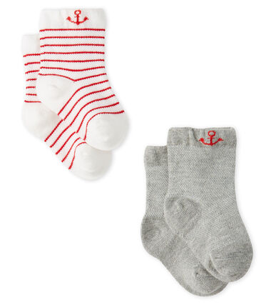 Baby Boys' Light SOcks - 2-Piece Set