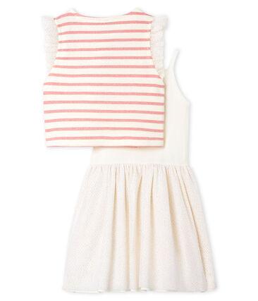 Girls' 3-in-1 Dress
