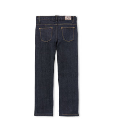Girls' Denim Trousers Jean blue