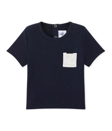 Baby boy's plain T-shirt