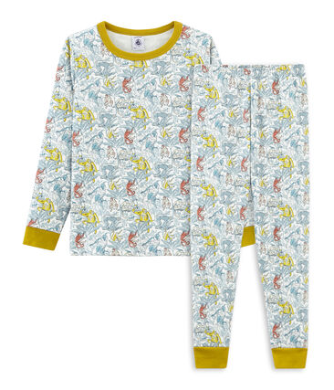 Boys' Pyjamas in Cotton