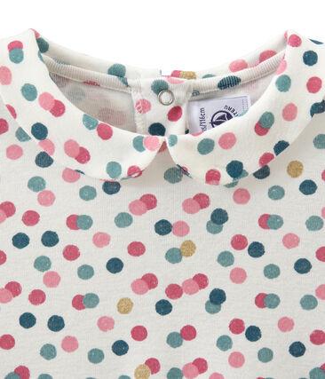 Short-sleeved girls T-shirt