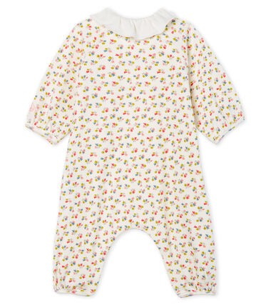Baby Girls' Ribbed Playsuit
