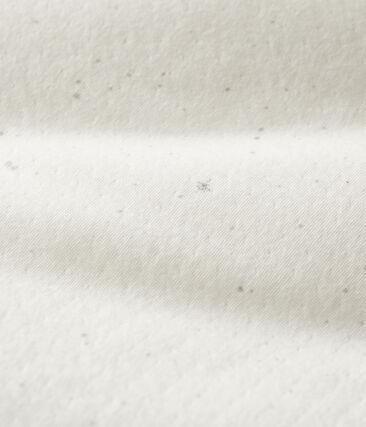 Tube Knit Babies' Nest Marshmallow white