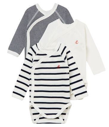 Babies' Long-Sleeved Bodysuit - 3-Piece Set