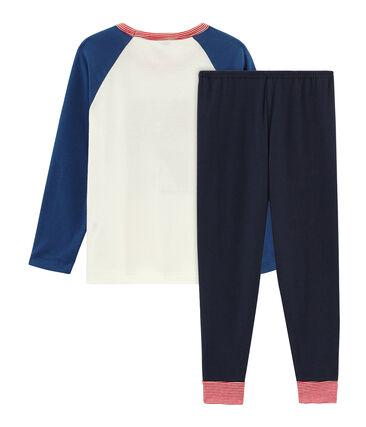 Boys' Pyjamas Smoking blue / Multico white