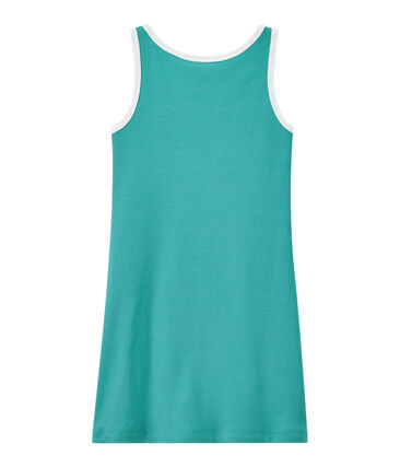Girls' tank top dress
