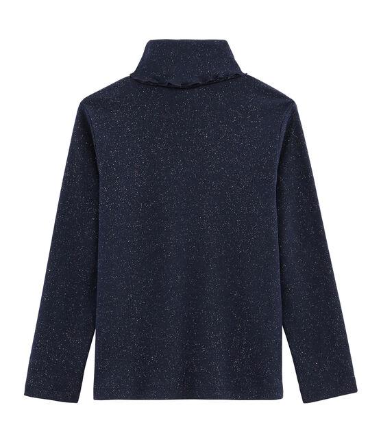 Girls' Undershirt Smoking blue / Or yellow