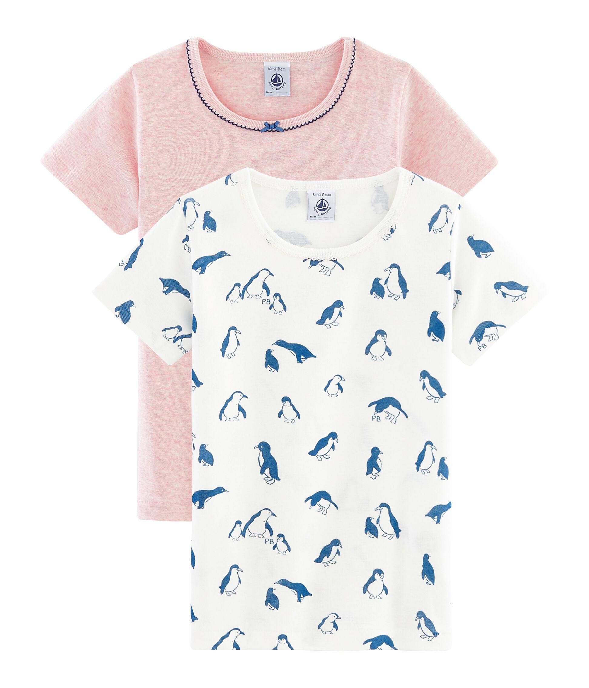 Petit Bateau Baby-M/ädchen T-Shirt