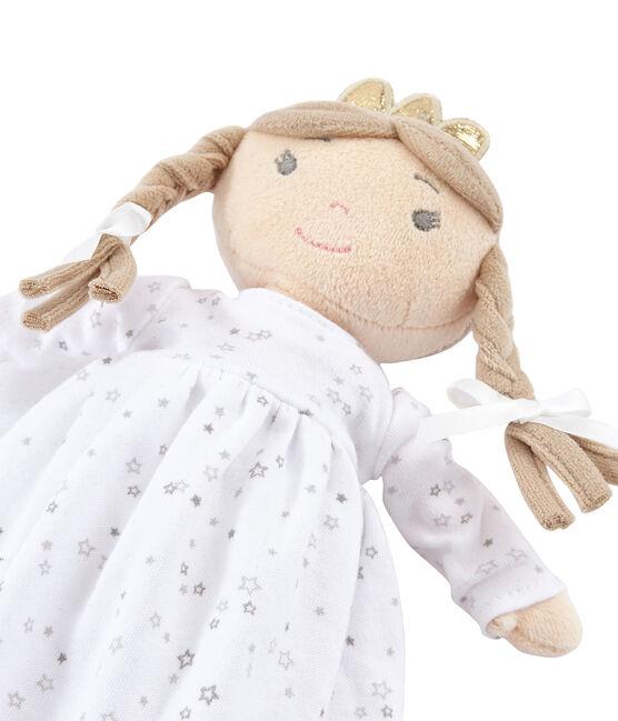 Girls' Doll Marshmallow white / Multico white