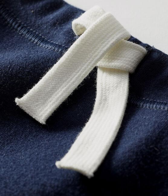 Baby boy's plain shorts SMOKING