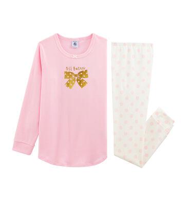 Little girl's pyjamas BONBEC/ECUME