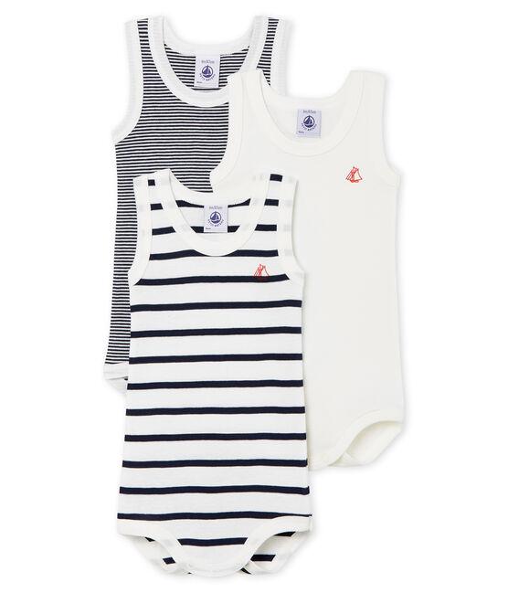 Babies' Sleeveless Bodysuit - 3-Piece Set . set