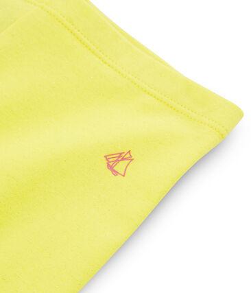 Girls' Cycling Shorts Eblouis yellow / Or yellow