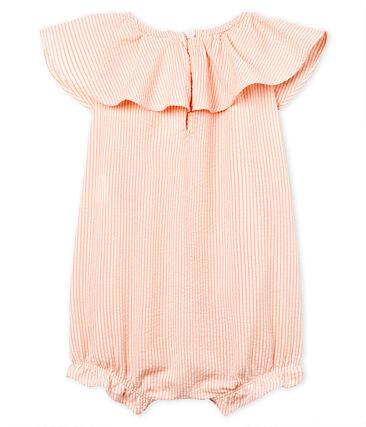 Baby girls' striped Shortie