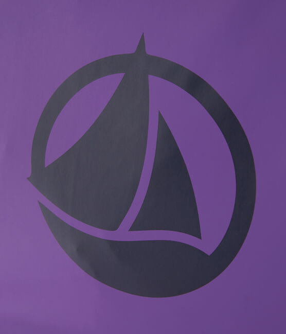 Shopping bag Real purple