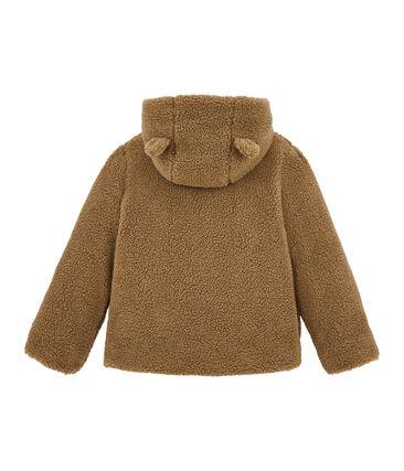 Girl's sherpa coat