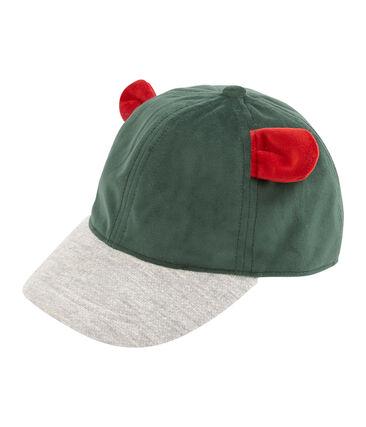 Girls' Cap Sousbois green