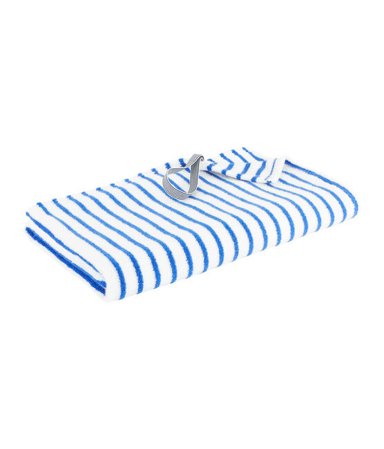 Beach towel for children/adults Surf blue