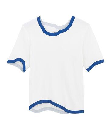 Tee-shirt sérigraphié pour femme