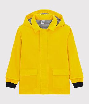 Unisex Children's Raincoat Jaune yellow