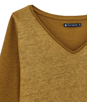 women's long sleeved t-shirt