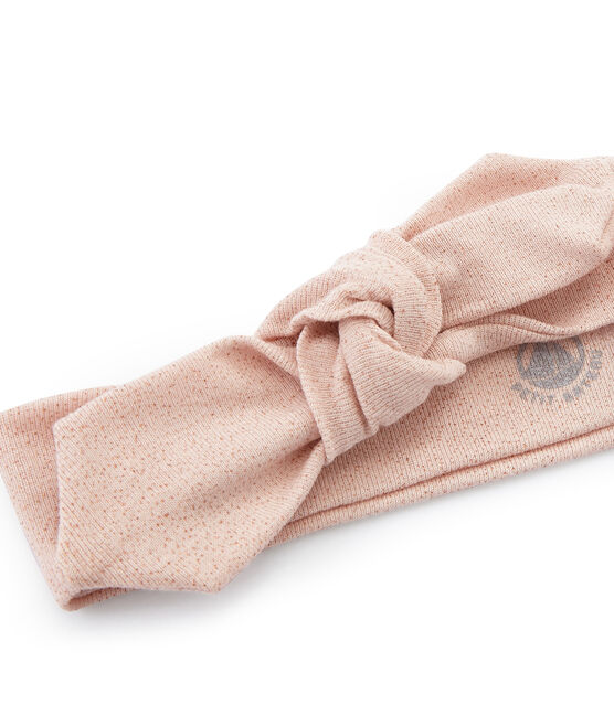 Girls' Hairband Bocal blue / Copper pink