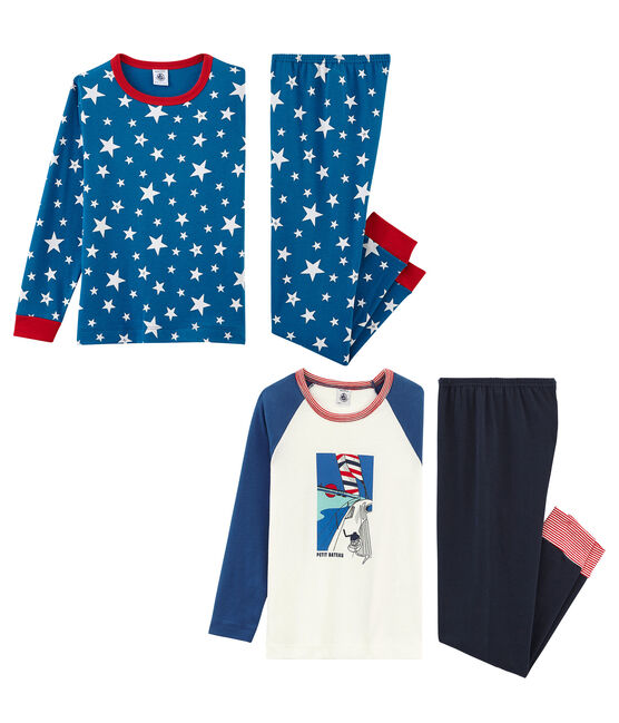 Boys' Pyjamas - Set of 2 . set