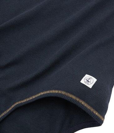 Women's Bodysuit Smoking blue