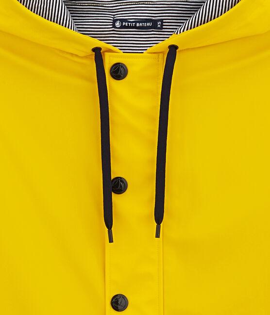 Unisex Raincoat Jaune yellow
