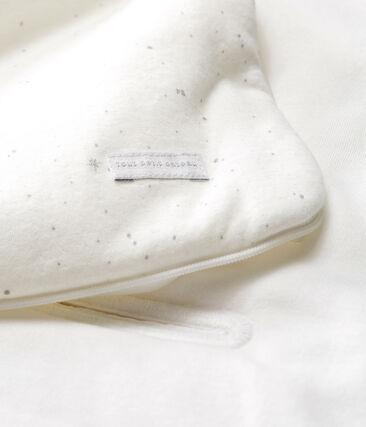 Tube Knit Babies' Nest Marshmallow white / Multico white