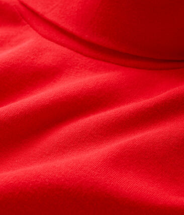 Unisex Children's Undershirt Terkuit red