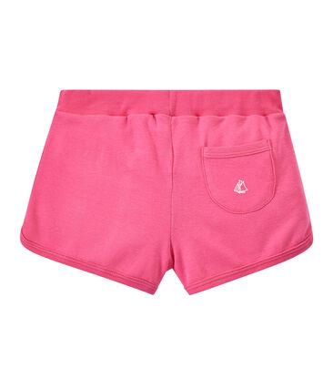 Girl's plain shorts