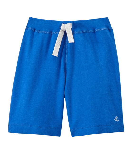 Boy's shorts Perse blue