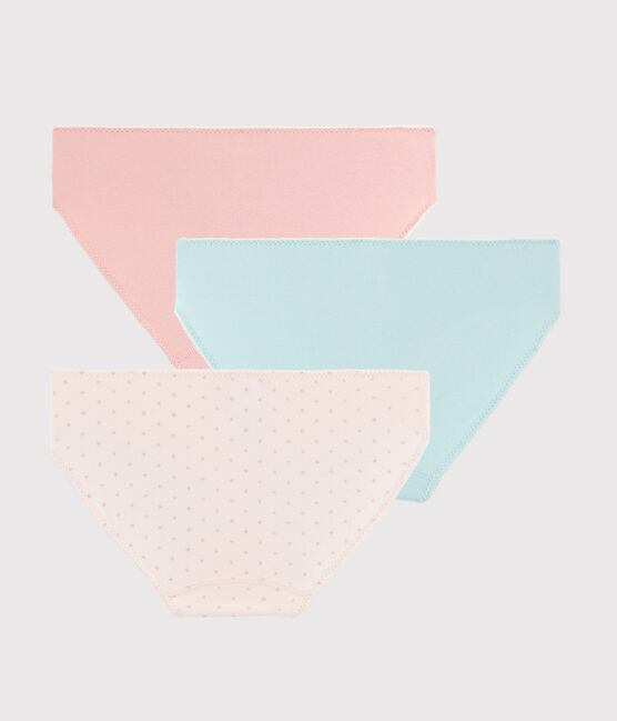 Girls' Glittery Knickers - 3-Piece Set . set