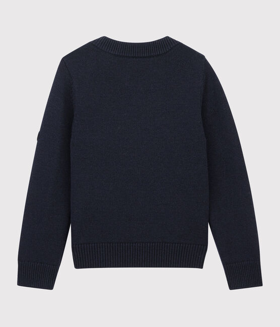 Children's Wool and Cotton Pullover SMOKING