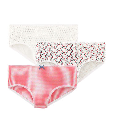 Girls' Boxers - Set of 3