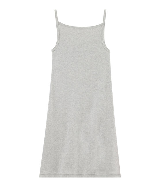 Women's Strappy Dress Beluga grey