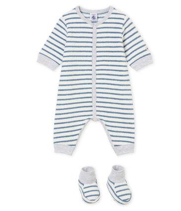Baby boy's night set