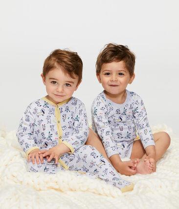 Baby Boys' Long-Sleeved Bodysuit - 3-Piece Set