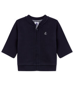 Baby boys' zipped Sweatshirt cardigan